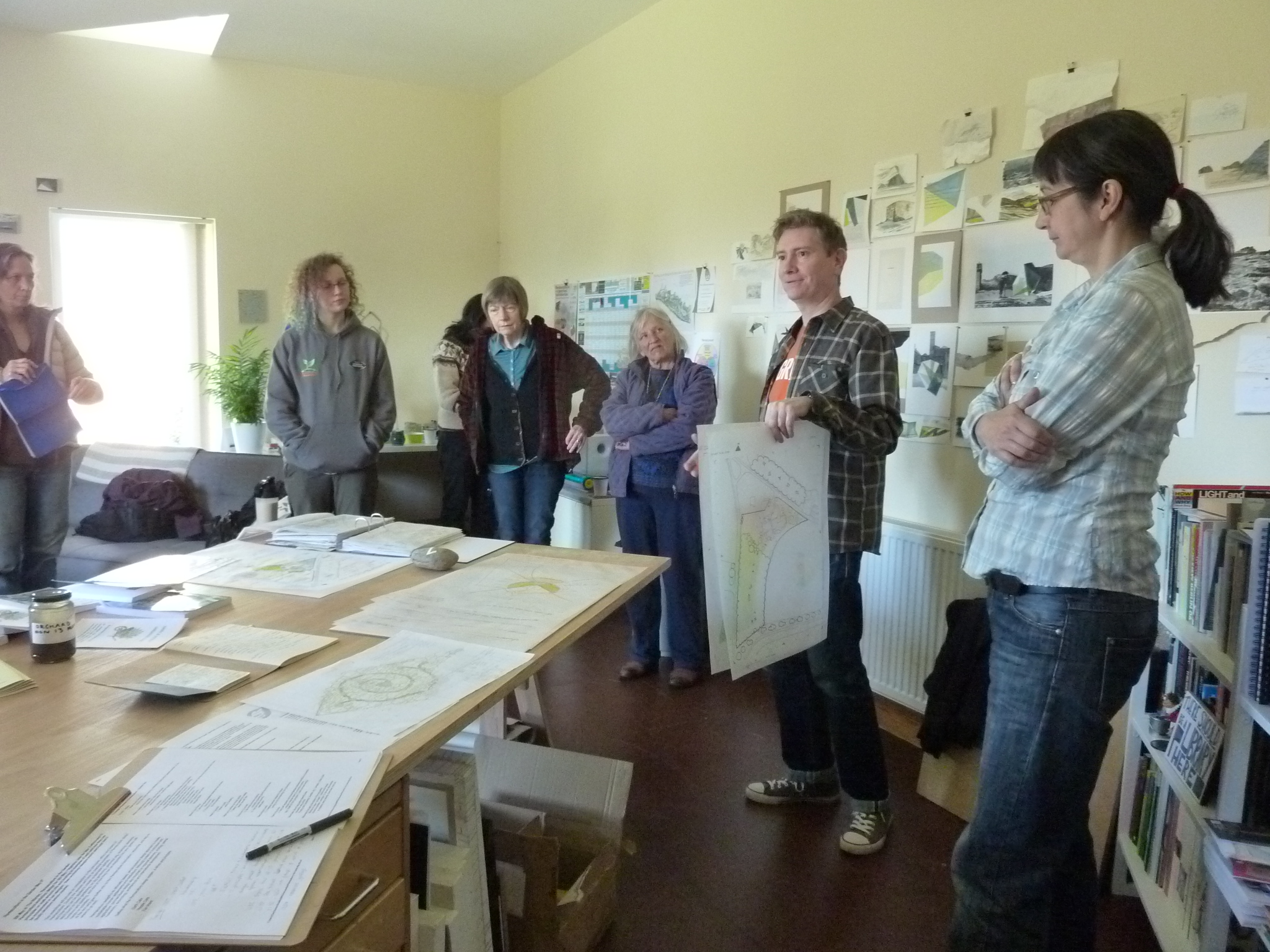 'Permaculture in the Garden' workshop Summer 2017