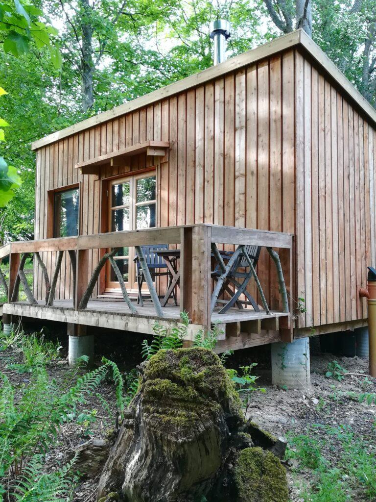 Siskin Cabin